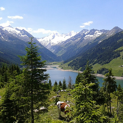 Tagestour Alpengasthof Loas