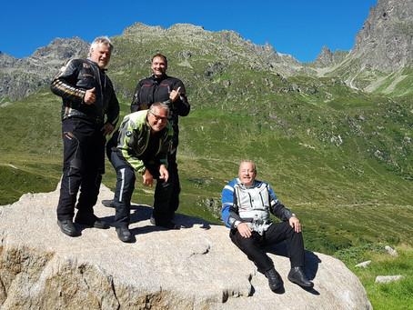 2-Tagestour Tegernsee, Reutte, Bludenz, Ötztal...