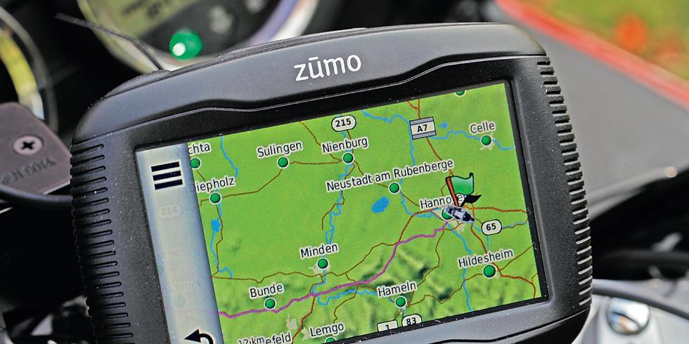 Routenplanung-Erfahrungsaustausch mit anschließendem Stammtisch
