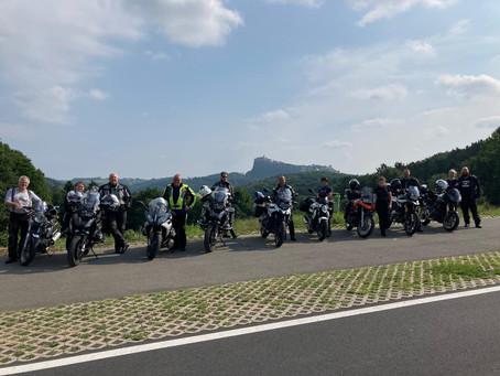 Steiermark-Tour vom 16.-19. Juli 2021