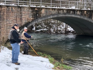 A Home Water Love Affair: Fishing Spring Creek