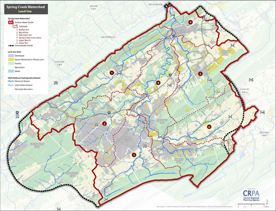 Land Cover - Its Impact on Water Quality