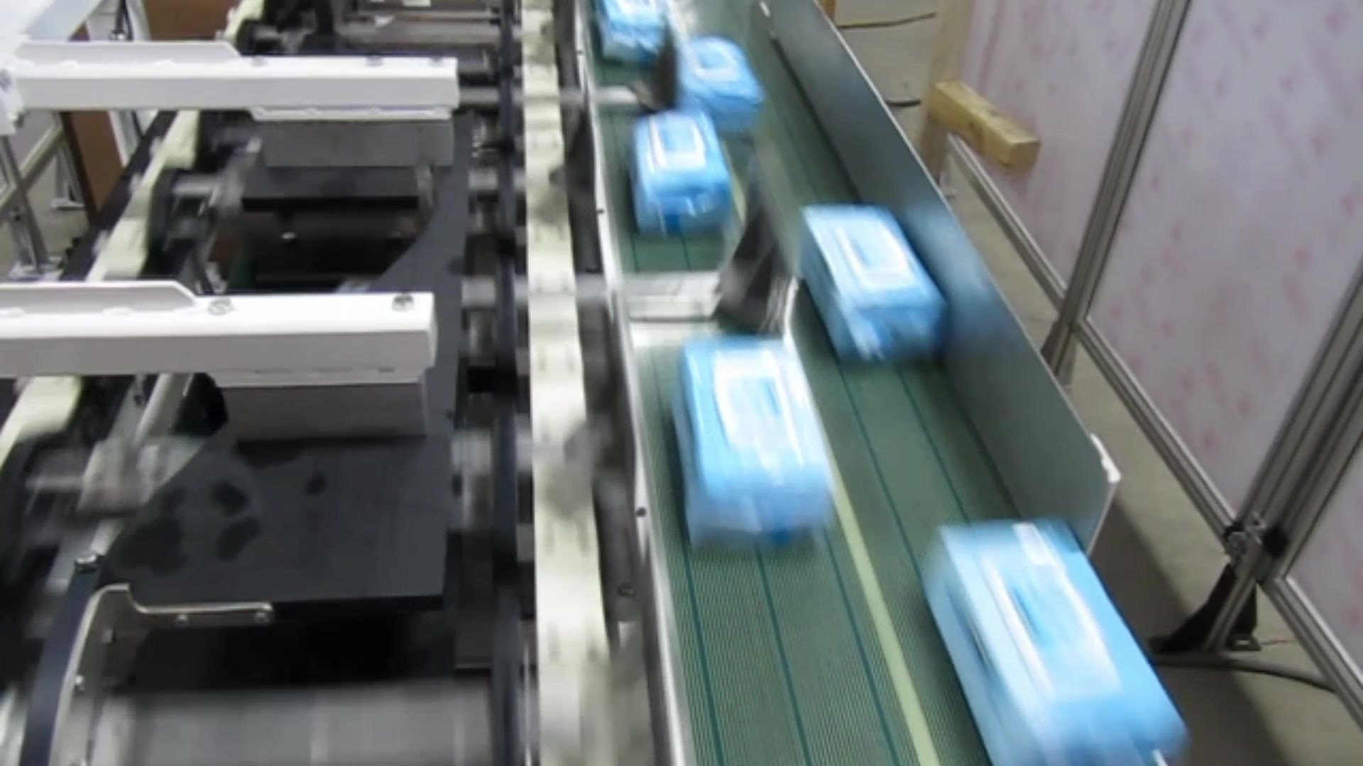 Wrapped Product Transfer