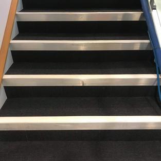 Sparkling Staircase