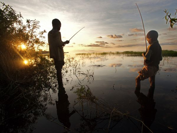 Teaching Youth How to Fish for Mentors
