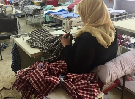 Linking Syrian and Jordanian Job Seekers with Employers for Long-Term Success