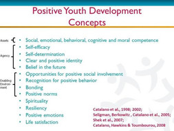 Positive Youth Development: Changing the Way We Do Youth Development