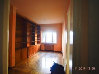Νέο έργο σε οικία στο Κολωνάκι