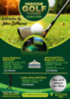 Copy of Charity Golf Tournament Flyer (2