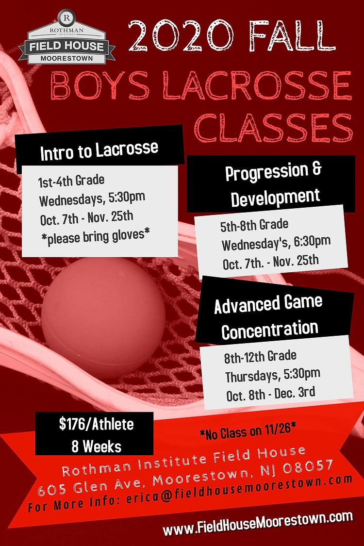 Copy of Lacrosse Typographic Poster Temp