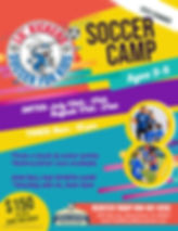 Copy of Soccer Camp Flyer Template - Mad