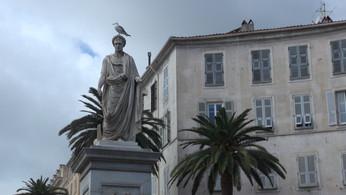 Napoléon sur son île natale