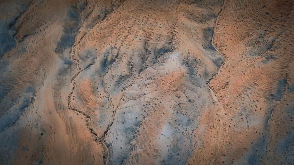 Le désert, encore et toujours !