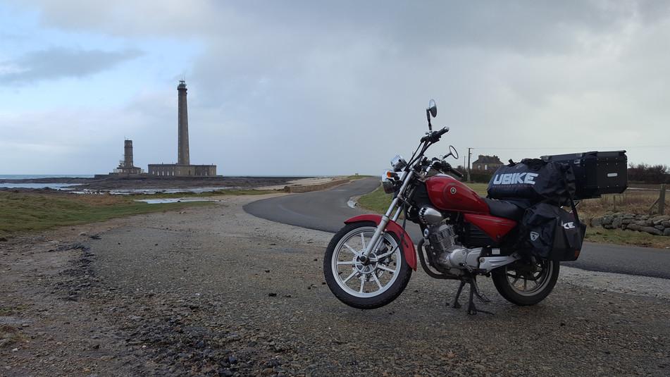De retour en Normandie après 2200km