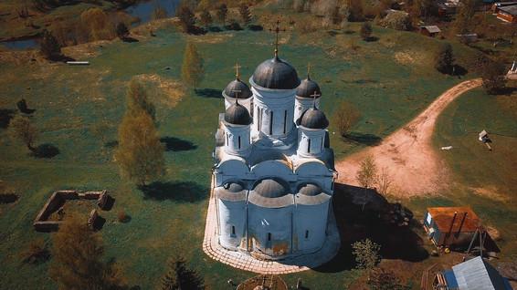 Les églises orthodoxes deviennent mon quotidien