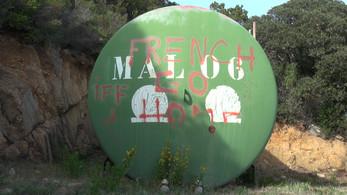 Graff anti-français en Corse