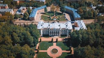 Palais militaire à Moscou