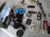 Partir sans aucune connaissance mécanique...au moins j'ai les outils !