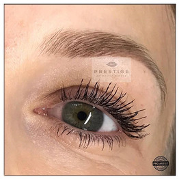 Vyhojené Pudrové® obočie by _prestige_pmu  #permanentmakeup #permanentbrows #healedbrows #powderbrows