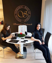 The 2nd day of MC with _natalja_academys _#prestigepmu #permanentmakeup #slovakgirl
