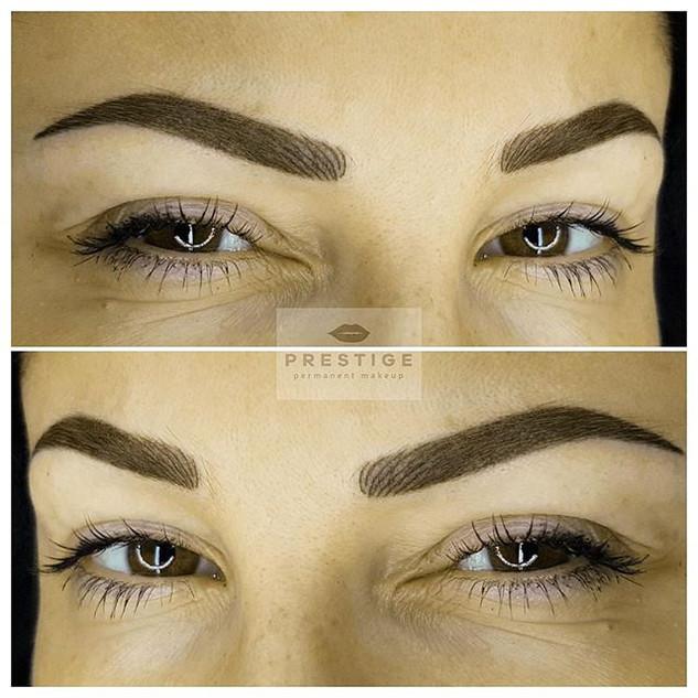 Combi® brows ✔️ #permanentmakeup #permanentbrows #permanentnymakeupzilina #prestige_pmu #zilina #slovakia #slovakgirl