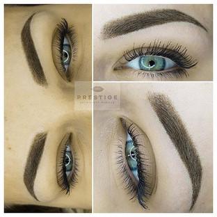 Powder® brows ✔️ #permanentmakeup #permanentbrows #permanentnymakeupzilina #prestige_pmu #zilina #slovakia
