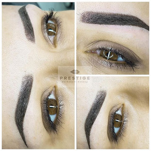 Powder® brows ✔️ #permanentmakeup #permanentbrows #permanentnymakeupzilina #slovakia #slovakgirl #prestige_pmu #powderbrows
