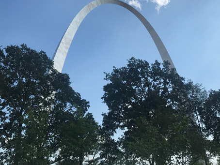 Florissant and the Arch, My Hometown