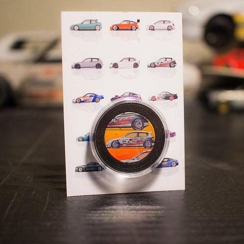 McLeod Racing Civic EG