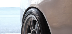 Custom Tire Stencil