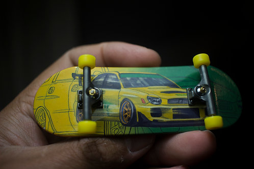 Subaru Tech Deck