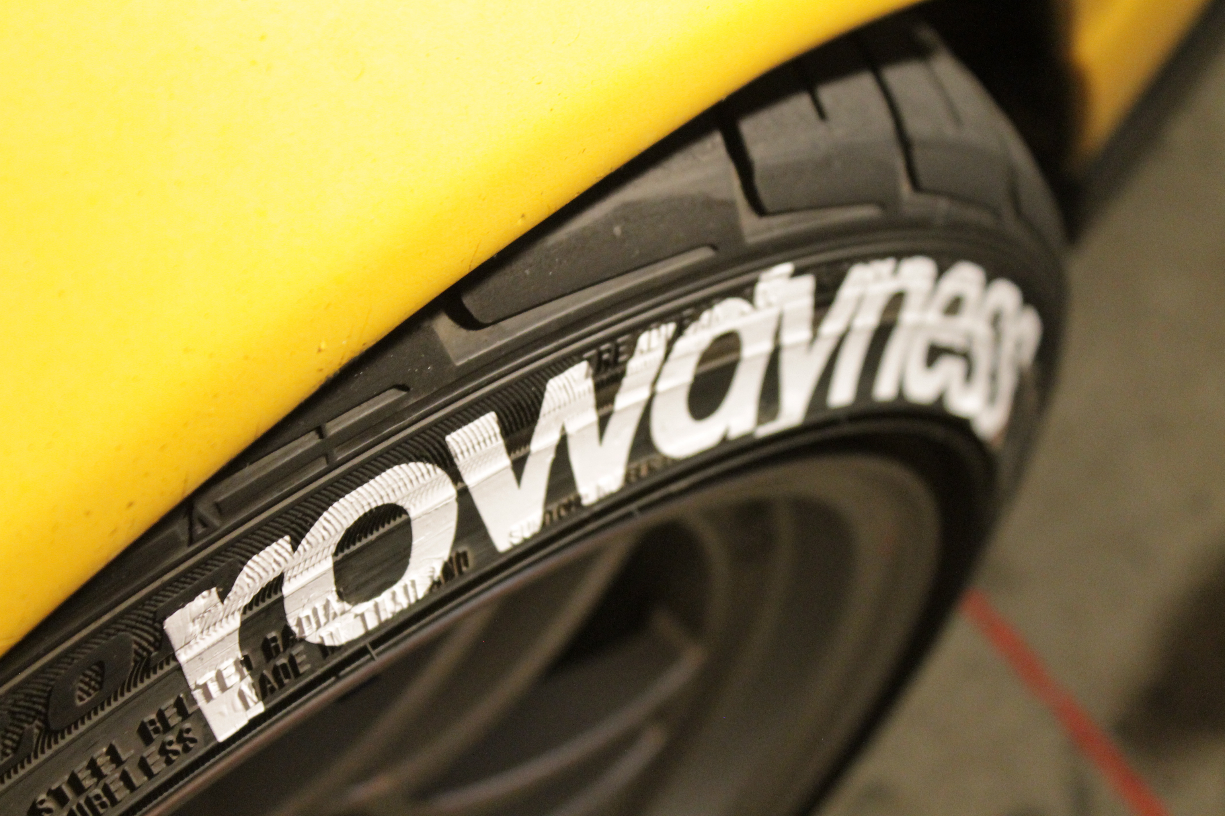 tire stickers