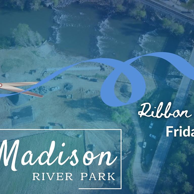 Madison NC River Park Grand Opening & Ribbon Cutting