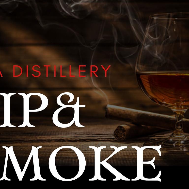 Sip & Smoke Event