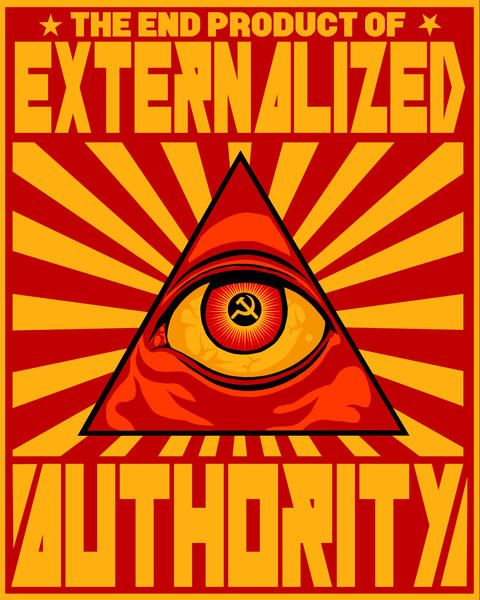 EXTERNAL AUTHORITY ILLUSION
