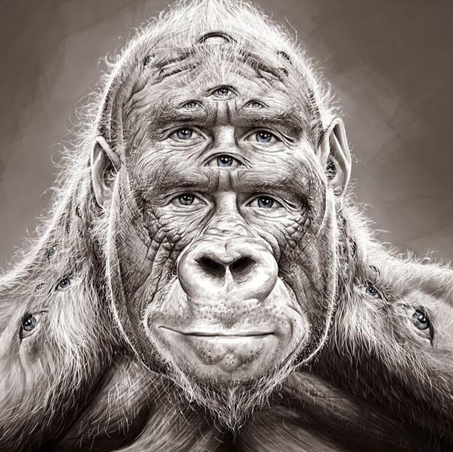 Cernovich Gorilla