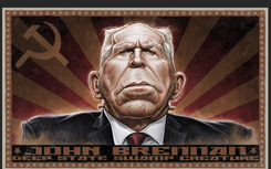 THE DEEP STATE SWAMP CREATURE