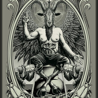 BAPHOMET & THE KNIGHTS TEMPLAR