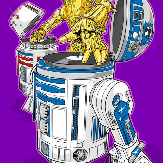 DJ JAZZY C-3PO
