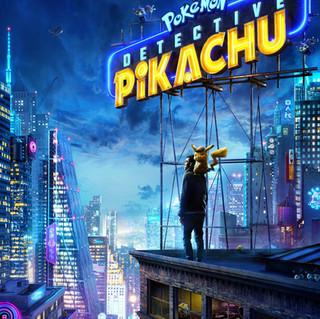 """Confira o pôster e o novo trailer de """"Detetive Pikachu"""""""
