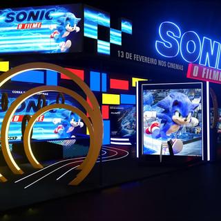 Paramount Pictures leva universo do Sonic para a #CCXP
