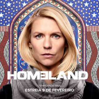 """Claire Danes retorna para a última temporada de """"HOMELAND"""""""