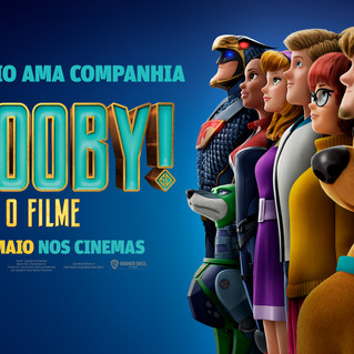 Aventura e mistério no novo trailer de Scooby! O Filme
