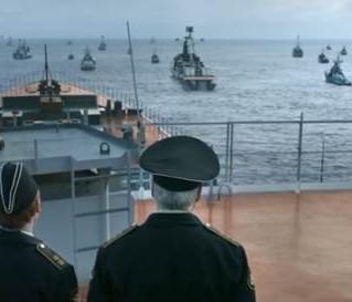 História sobre naufrágio de submarino militar chega aos cinemas brasileiros em janeiro, com 'Kursk'