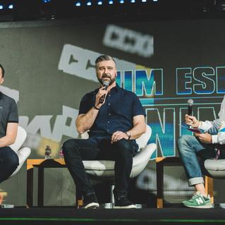 """Painel de """"Um Espião Animal"""" na CCXP 2019 contou com a presença dos diretores do longa"""