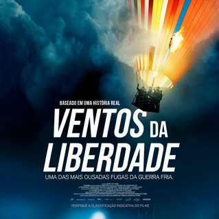 """A2 Filmes divulga cartaz de """"Ventos da Liberdade """""""