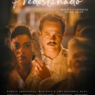 """Com Danton Mello e Juliana Paes """"Predestinado"""" ganha trailer e cartaz"""