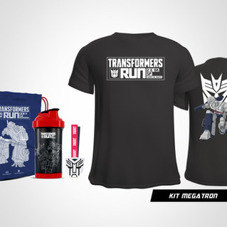 Segundo lote de inscrições para a Transformers Run termina no dia 9