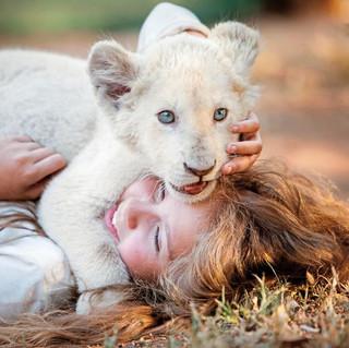 Crítica: A Menina E O Leão