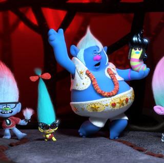 """Novos ritmos, cores e personagens são apresentados no primeiro trailer de """"Trolls 2"""""""